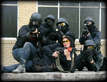 Airsoft team NDTA