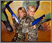 Knop Kidz-paintball