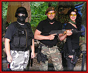 Airsoft club NDTA